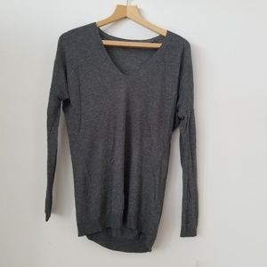 Vince Oversized Wool Blend Small Sweater